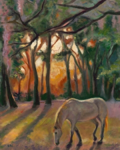 Sunset Horse_sm